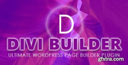 ElegantThemes - Divi Builder v4.11.3 - Ultimate WordPress Page Builder Plugin + Divi Layout Pack