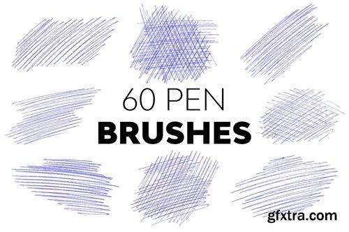 Pen Brushes