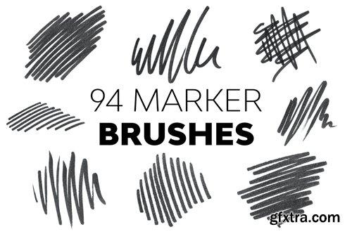 Marker Brushes