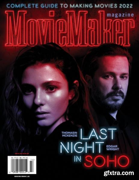Magazine - Issue 141 - Complete Guide to Making Movies - Fall 2021-2022