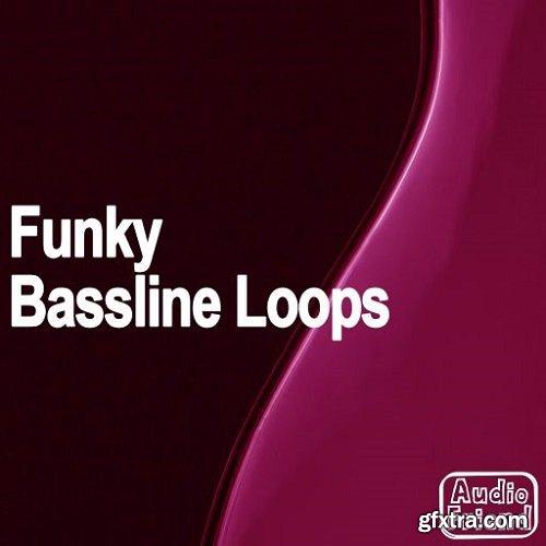 AudioFriend Funky Bassline Loops WAV