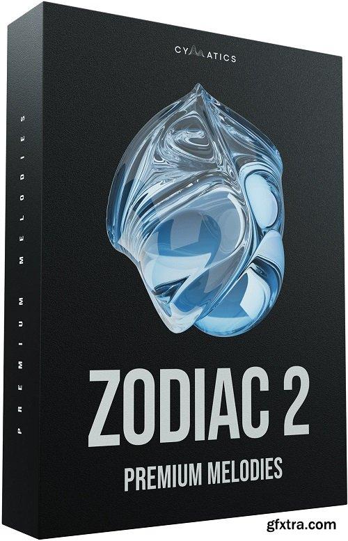 Cymatics Zodiac Vol 2 Melody Collection WAV MiDi