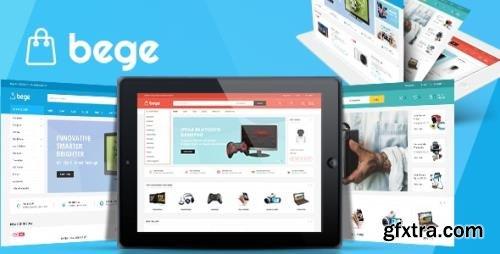 ThemeForest - Bege v1.3.7 - Responsive WooCommerce WordPress Theme - 21667299