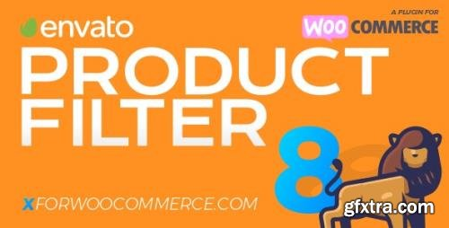 CodeCanyon - Product Filter for WooCommerce v8.2.0 - 8514038 - NULLED