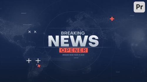 Videohive - Breaking News Promo - 34156225 - 34156225