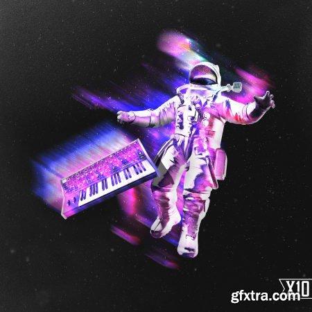 X10 Sol Melodics Trap & RnB In Space WAV