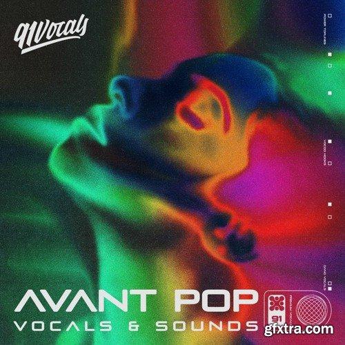 91Vocals Avant Pop Vocals and Sounds WAV