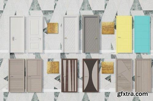 Set of Doors 02