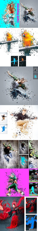 CreativeMarket - Liquid Dispersion Ps Action 5369559