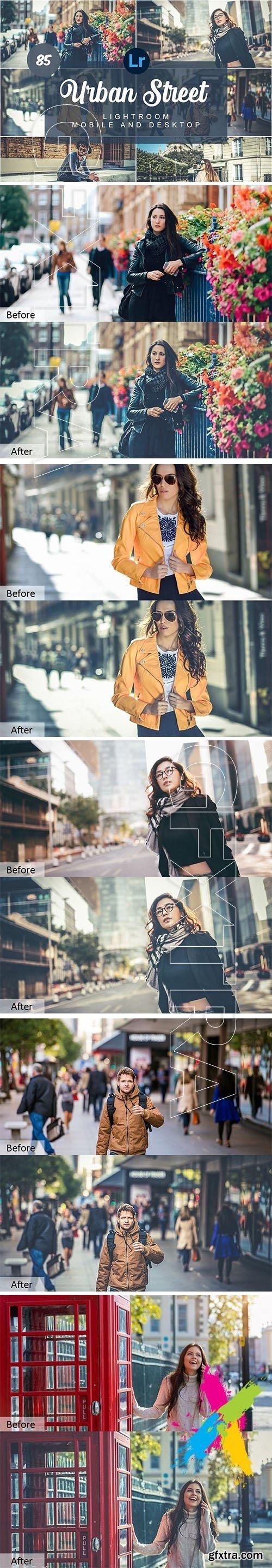 CreativeMarket - Urban Street Mobile PRESETS 5736468