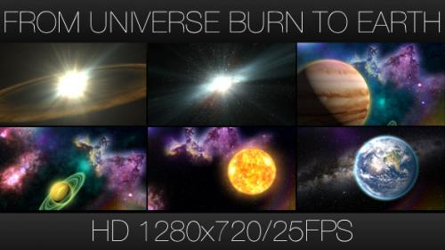 Videohive - Space Journey - 6329447 - 6329447
