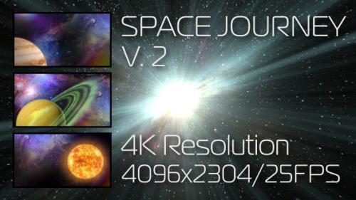 Videohive - Space Journey V2 - 6567708 - 6567708