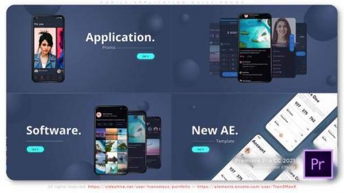 Videohive - Mobile Application Quick Promo - 34262724 - 34262724