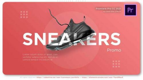 Videohive - Sneakers Promo - 34262766 - 34262766