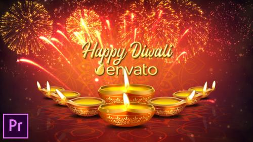 Videohive - Diwali Wishes - Premiere Pro - 34323526 - 34323526