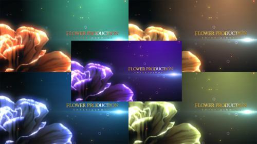 Videohive - Flower Movie Titles Mogrt - 21879362 - 21879362