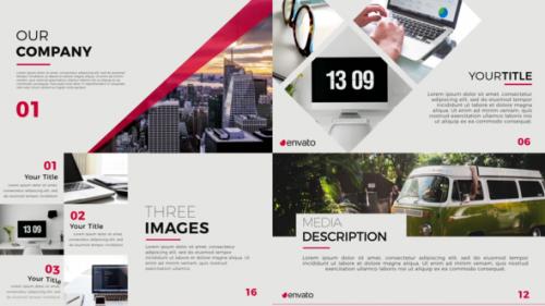 Videohive - Clean Corporate Presentation For Premiere Pro - 34200825 - 34200825