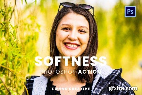 Softness Photoshop Action