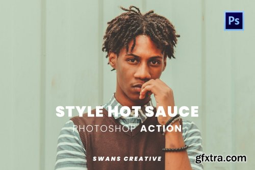 Style Hot Sauce Photoshop Action