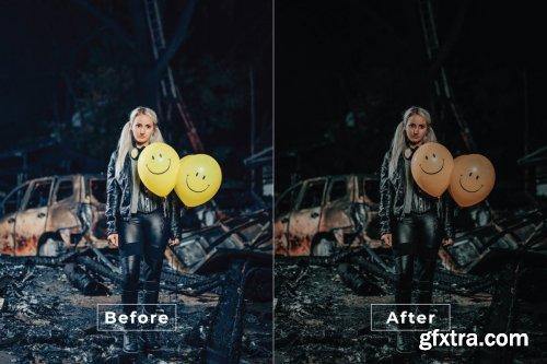 Golden Skin Photoshop Action