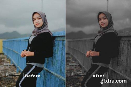 Pro Face Photoshop Action