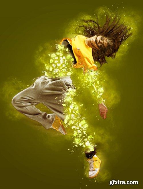 CreativeMarket - Icarus 2 Photoshop Action 5299127