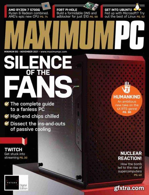 Maximum PC - November 2021