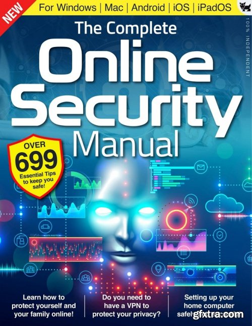 i-Tech Series: The Complete Online Security Manual – 8th Edition, 2021