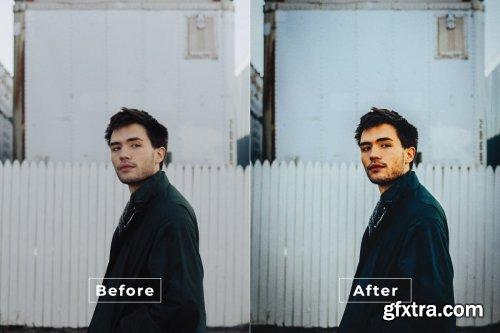 Happy Clean Photoshop Action