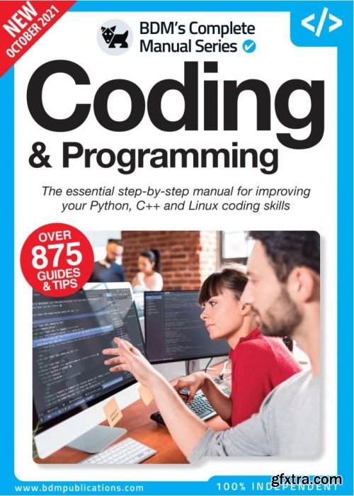 The Complete Coding & Programming Manual - 11th Edition, 2021