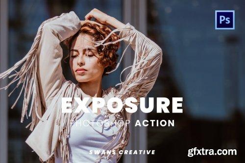 Exposure Photoshop Action