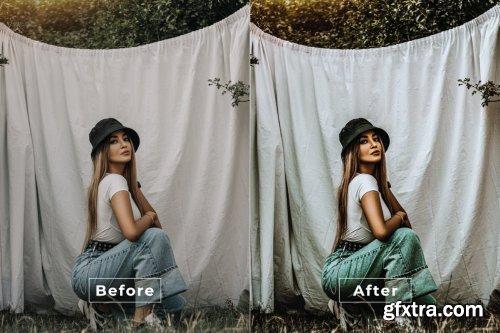 Beige Color Photoshop Action