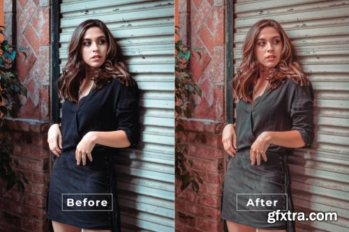 Attractive Actions Photoshop Action