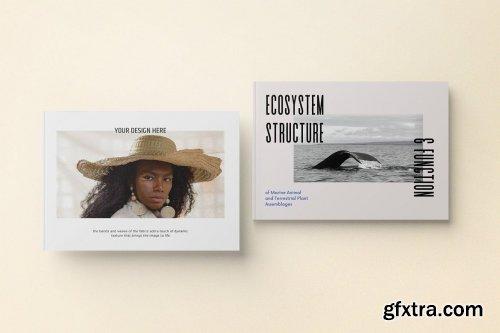 Landscape Book Mockups Vol2