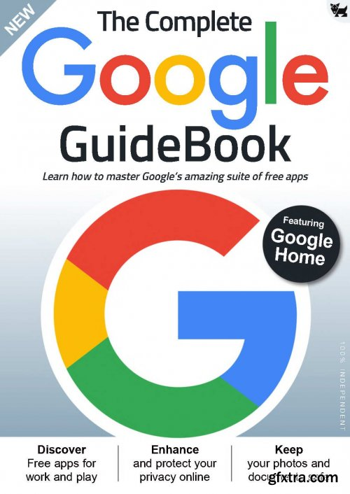The Complete Google GuideBook - First Edition, 2021