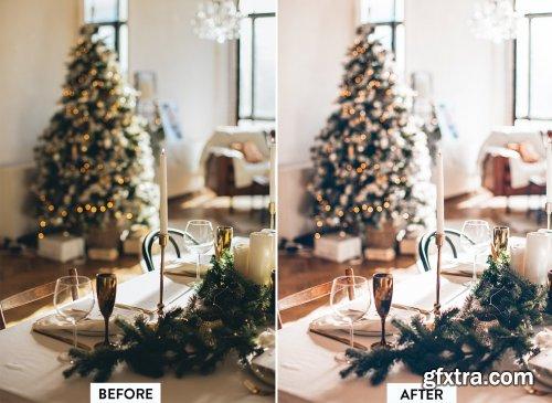 CreativeMarket - 10 CHRISTMAS Lightroom Preset 5635257