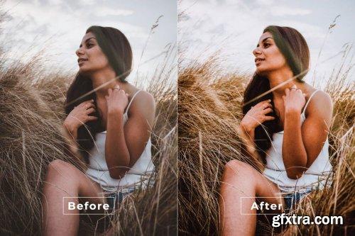 Pastel Effect Photoshop Action