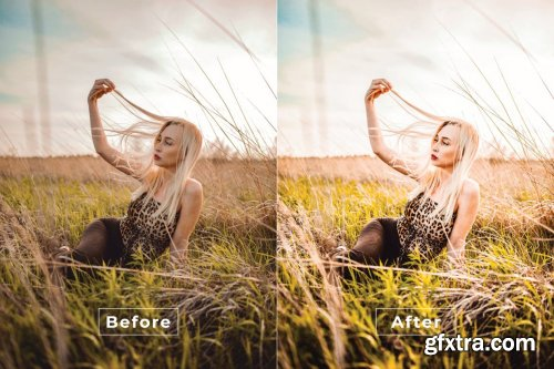 Bright Retro Photoshop Action