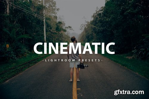 Cinematic Lightroom Presets for Mobile & Desktop