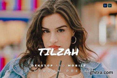 Tilzah Desktop and Mobile Lightroom Preset