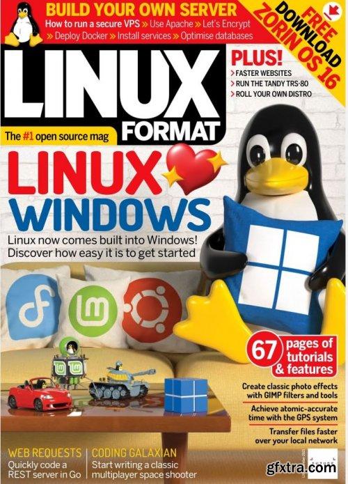 Linux Format UK - November 2021