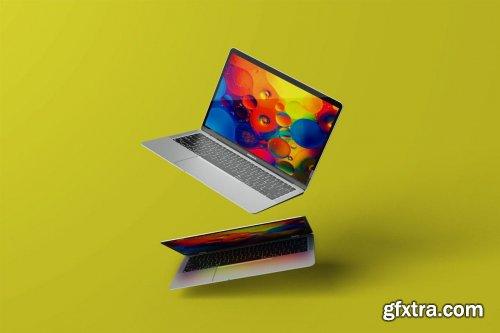 Laptop Device Mock-Up