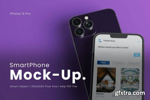 Smartphone Mock-Up