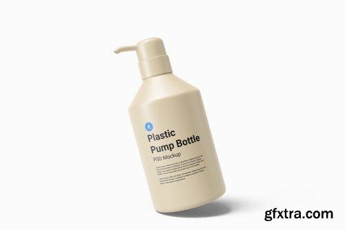 Liquid Soap Dispenser Bottle Mockup Vol.1