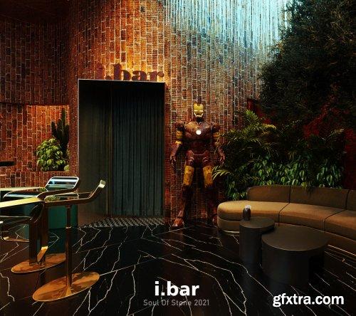 Interior Bar Restaurant by Chun's Nguyen