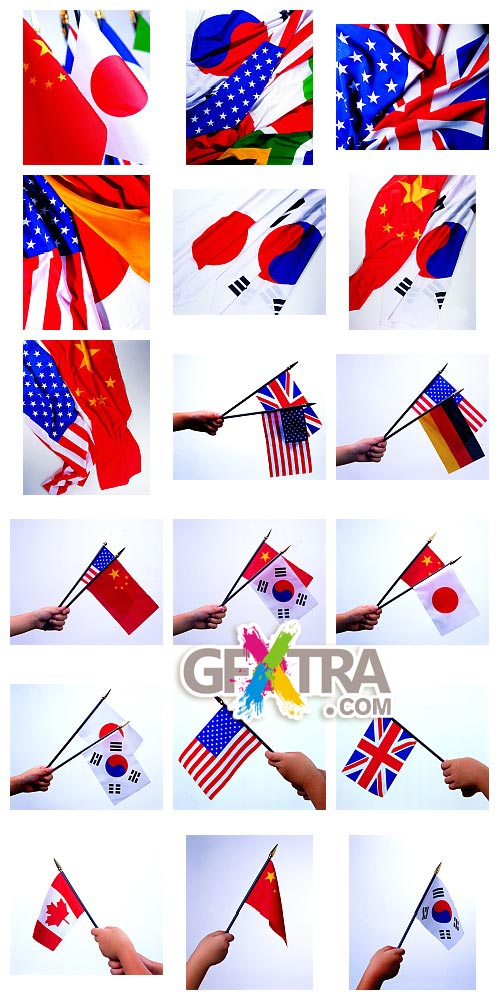 ImageDJ Muse MU008 World Flags