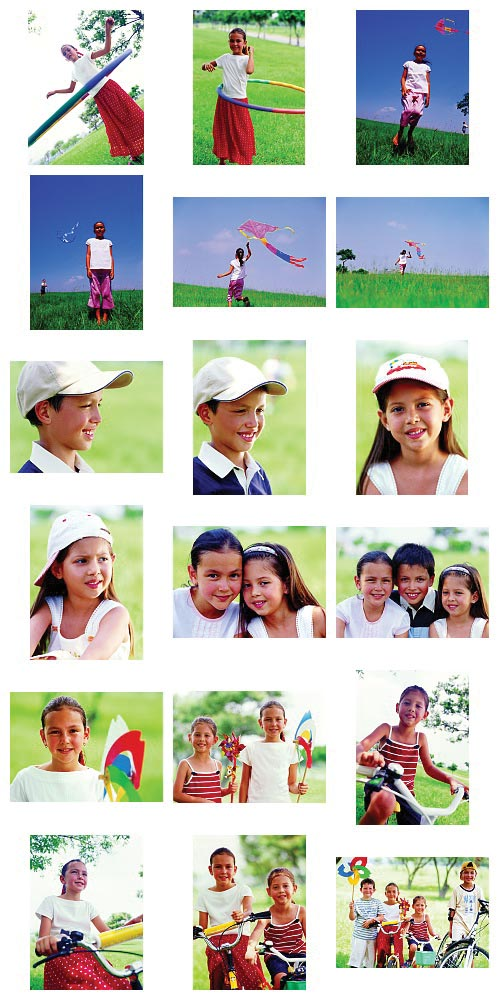 ImageDJ Muse MU032 Children at Play