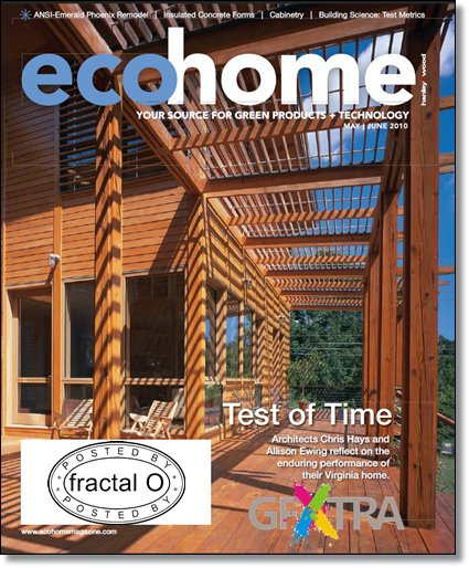 Ecohome | May/June 2010 | 50.92MB | HF-ES-RS-DF