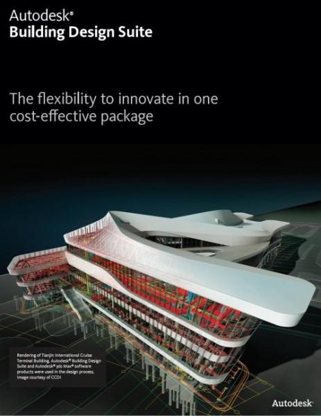 Autodesk Building Design Suite Ultimate 2012 (3 dvds)