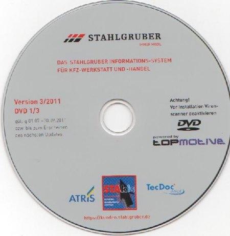 ATRIS Stahlgruber + ATRIS Technik 3-2011